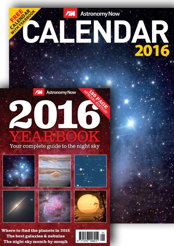 2016 Yearbook & Calendar