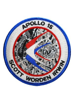 Apollo 15 Patch