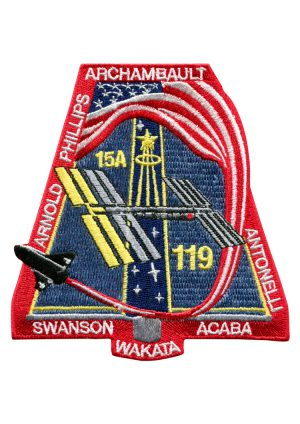 STS-119 Mission Patch