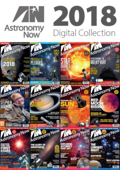 Astronomy Now Digital Collection 2018