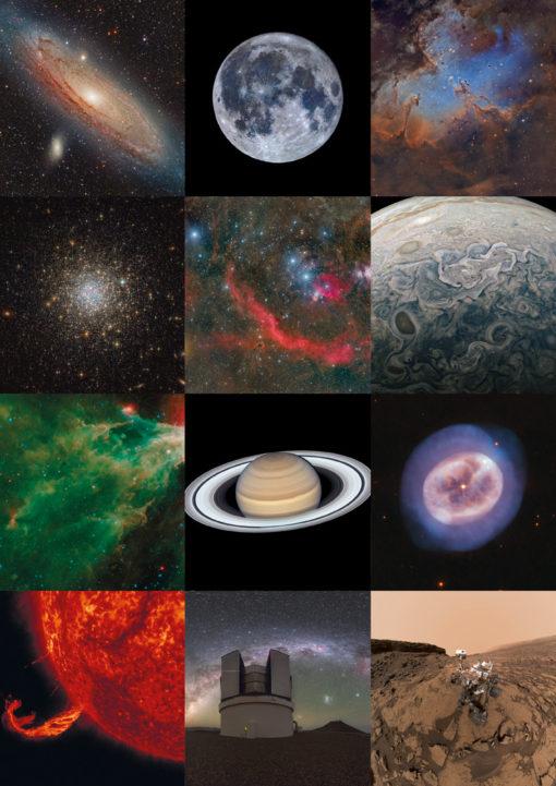 Astronomy Now Calendar 2020